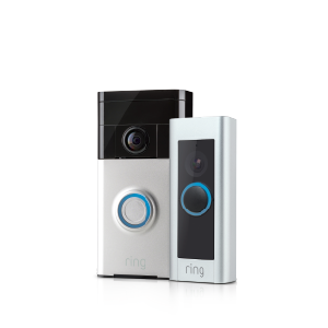Video doorbells and security cameras for your smartphone for Look security systems