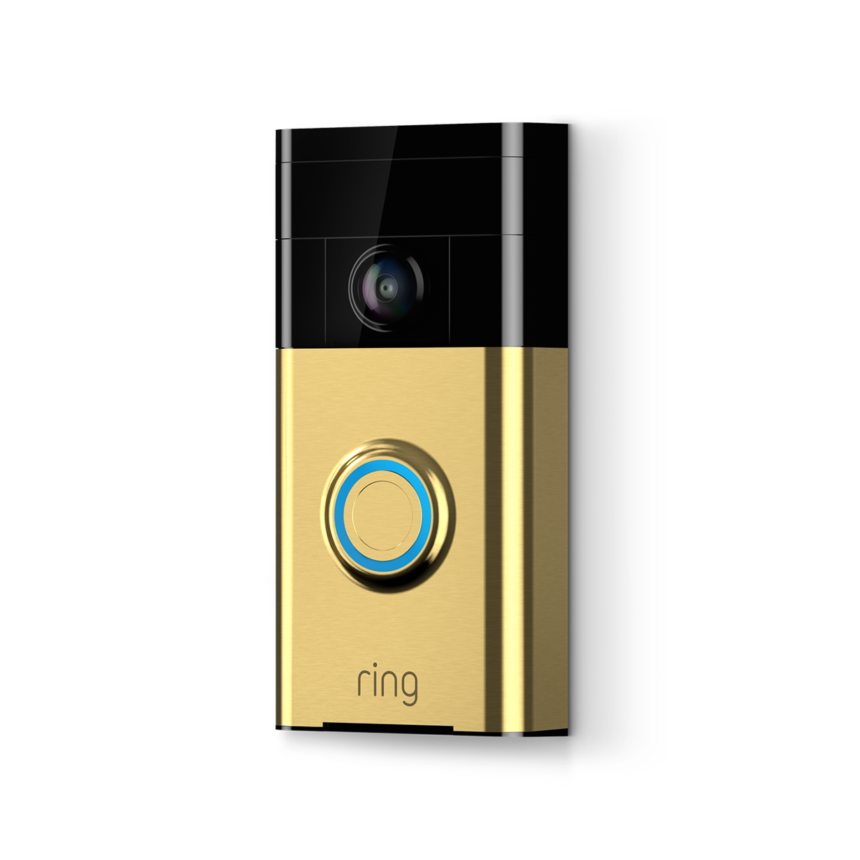 See Hear And Speak To Visitors With Ring Video Doorbell